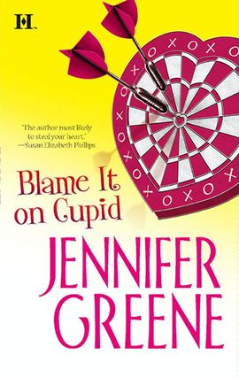 Title details for Blame it on Cupid by Jennifer Greene - Available